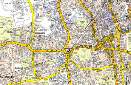 London Master Plan - South